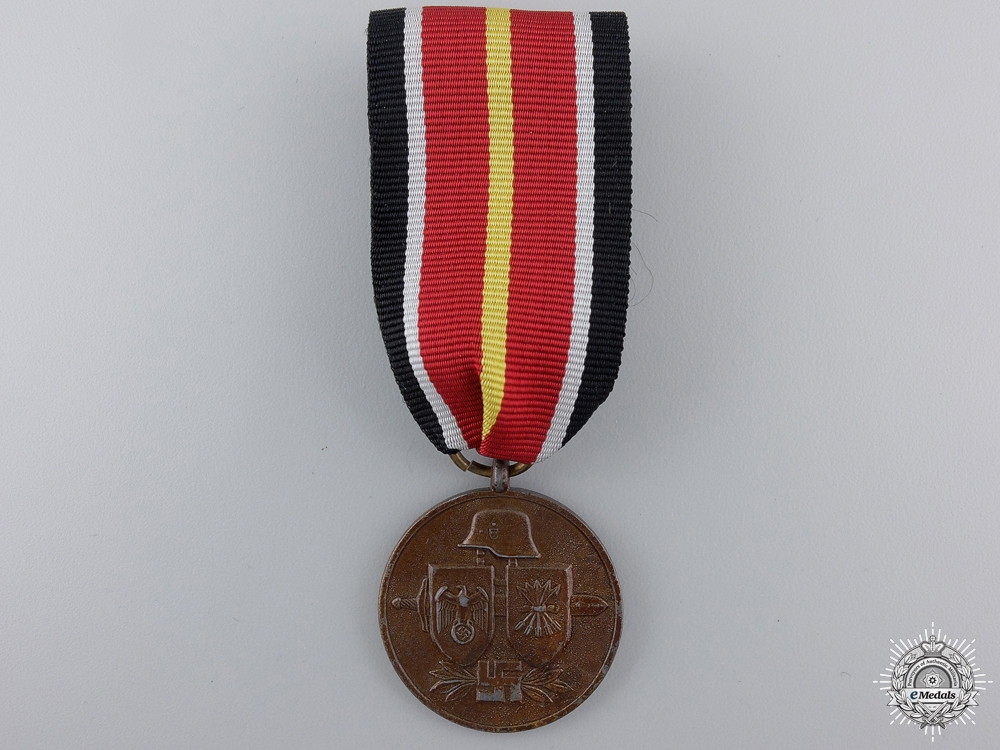 eMedals-A Medal of the Spanish Blue Division in Russia
