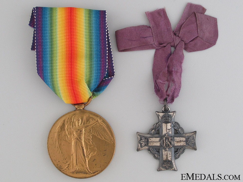 eMedals-A Memorial Cross to the 2nd Cdn Infantry Battalion