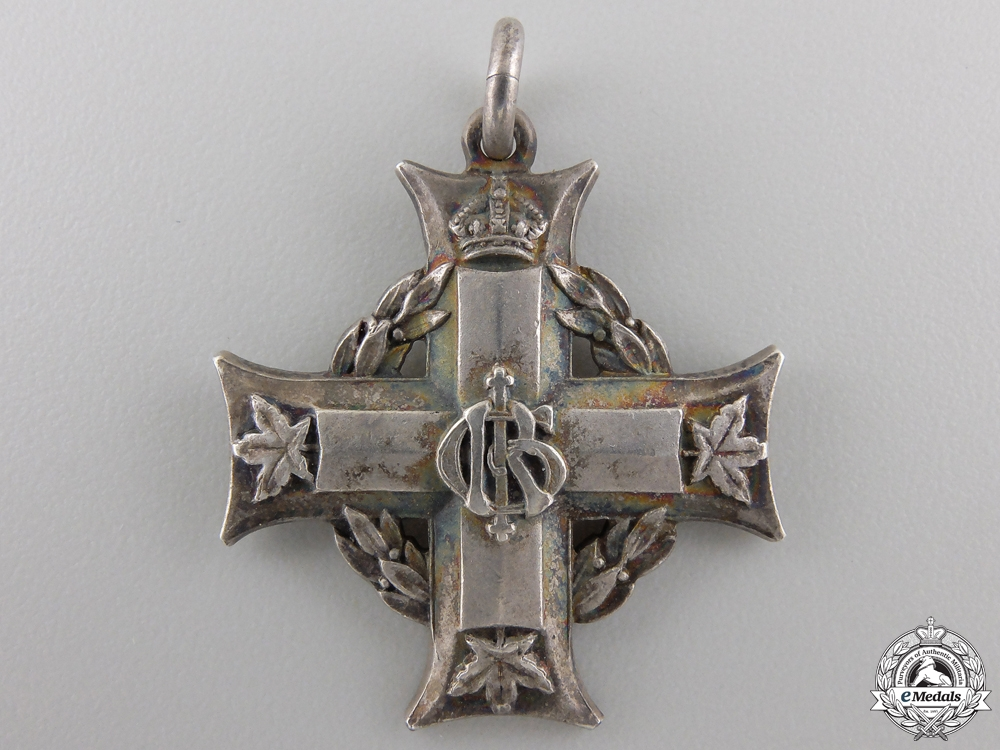 eMedals-A Memorial Cross to the 2nd Canadian Infantry; Battle of the Somme