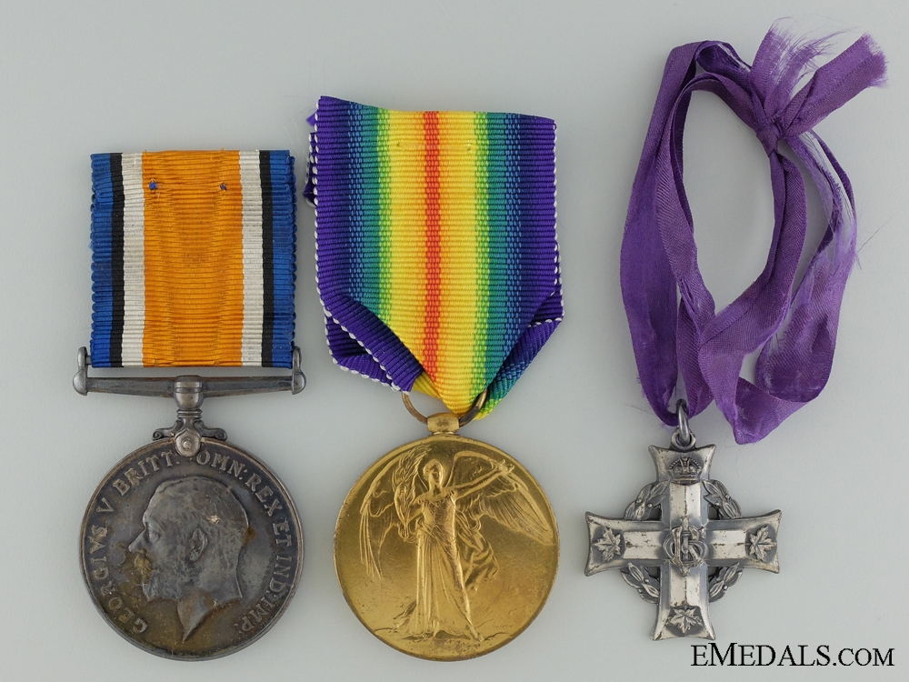 eMedals-A Memorial Group to the 52nd Canadian Infantry Battalion 1918