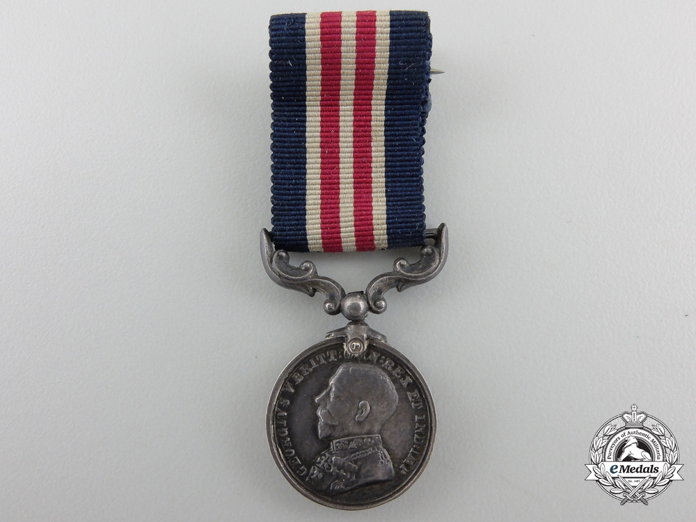 eMedals-A Miniature First War Military Medal to W.A.Ford