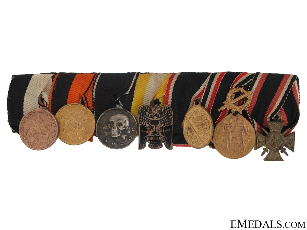eMedals-A Miniature Group of Seven