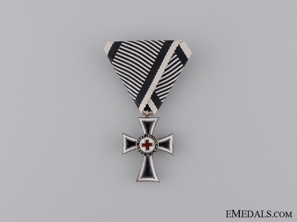 eMedals-A Miniature Marian Cross of the German Knight Order