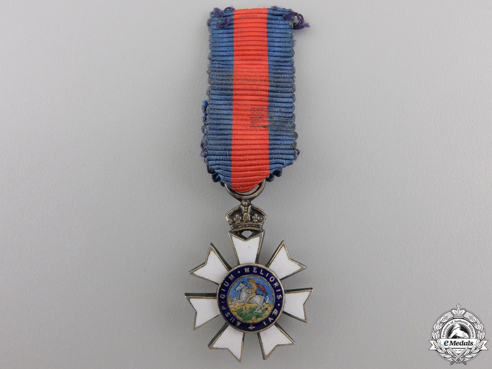 eMedals-A Miniature Order of St.Michael and St.George