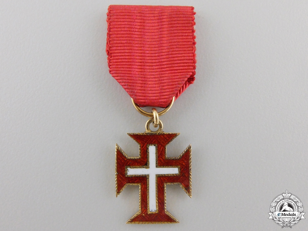 eMedals-A Miniature Portuguese Military Order of Christ