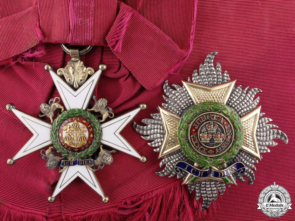 eMedals-A Most Honourable Order of The Bath; Military Version