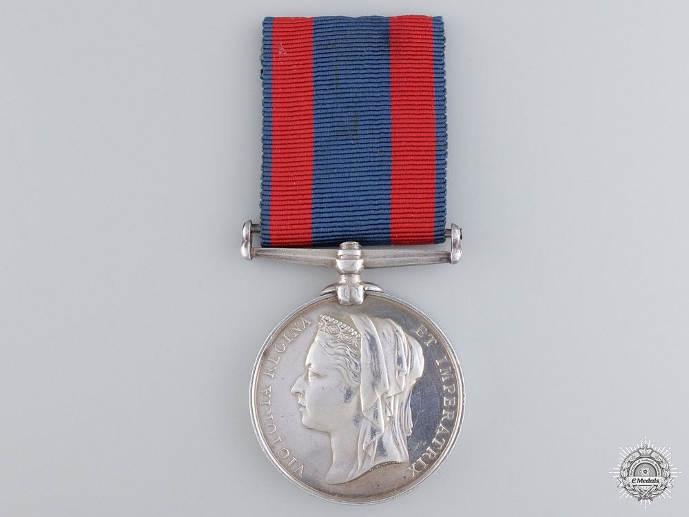 eMedals-A North West Canada Medal to Hospital Corporal