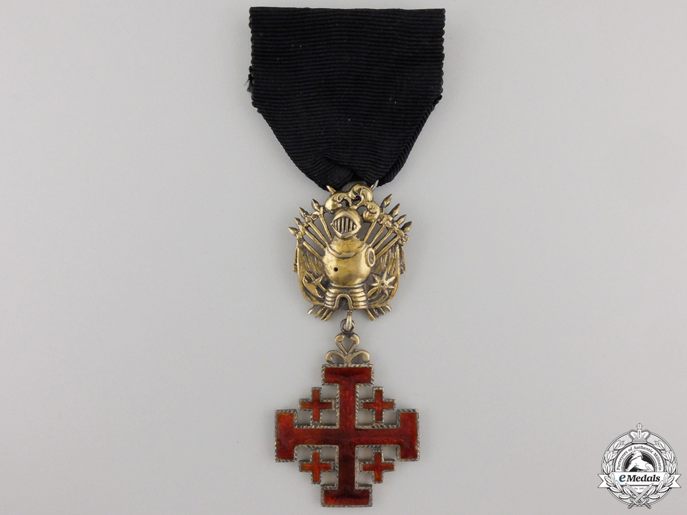 eMedals-A Order of the Holy Sepulchre; Officers CrossA Order of the Holy Sepulchre; Officers Cross
