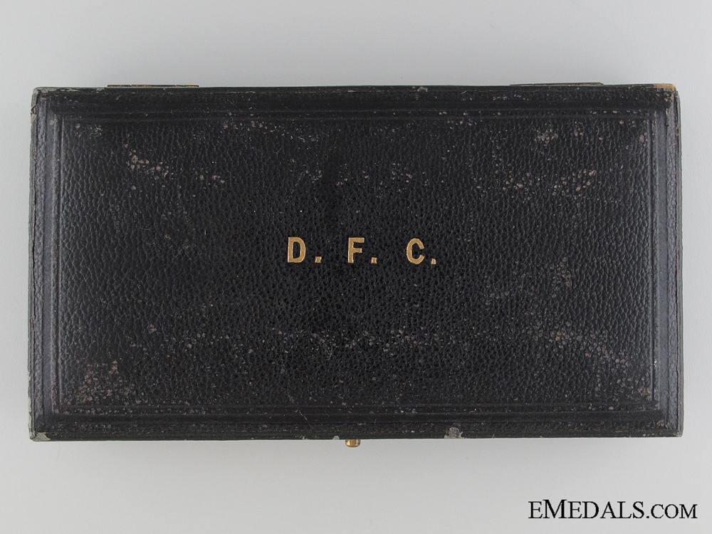 eMedals-A Pinches Distinguished Flying Cross Case