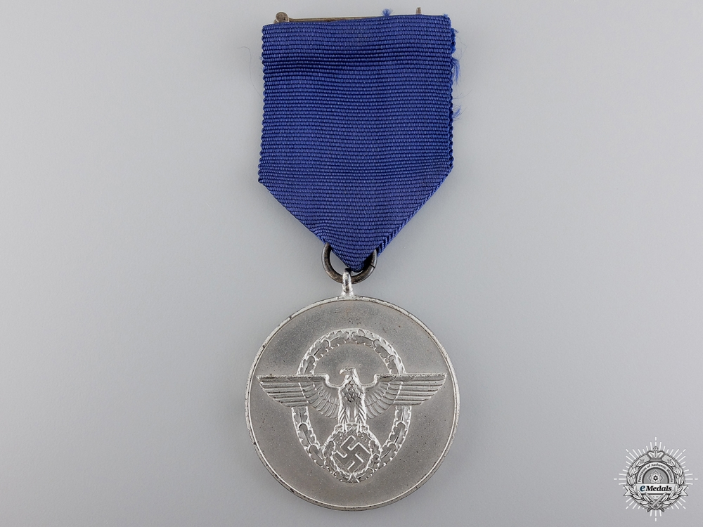 eMedals-A Police Long Service Award for 8 Years