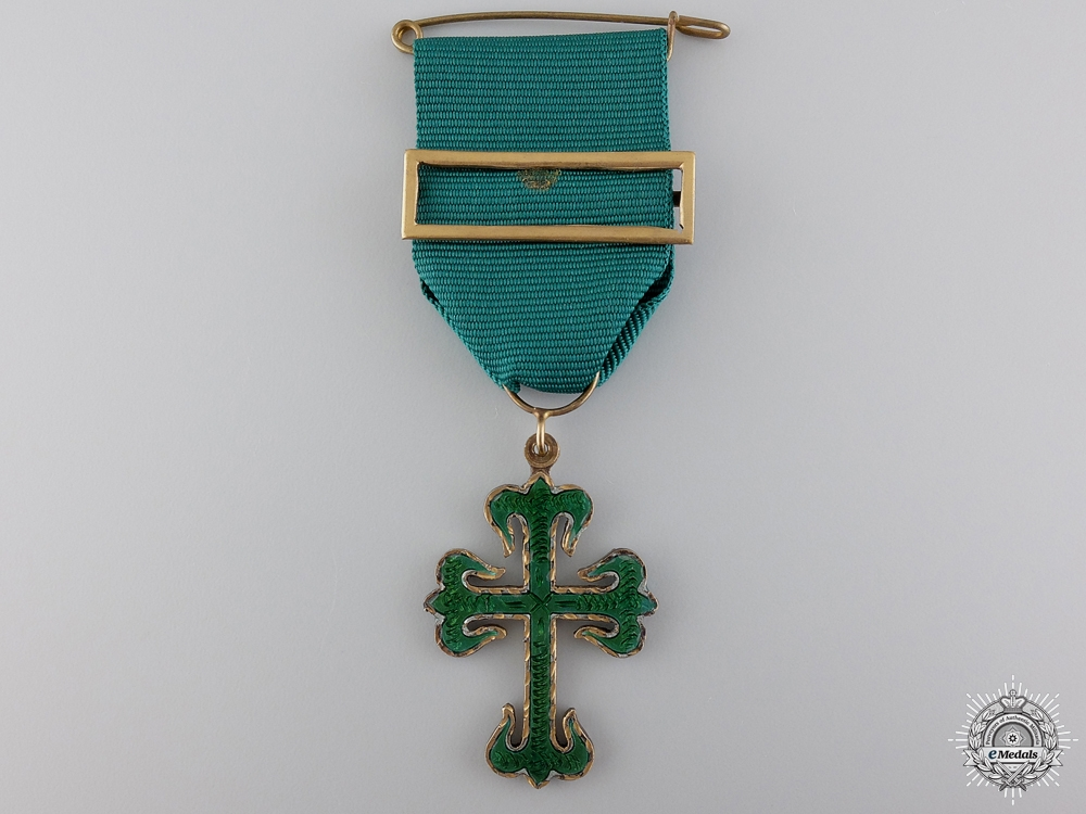 eMedals-A Portuguese Military Order of Aviz; Knight