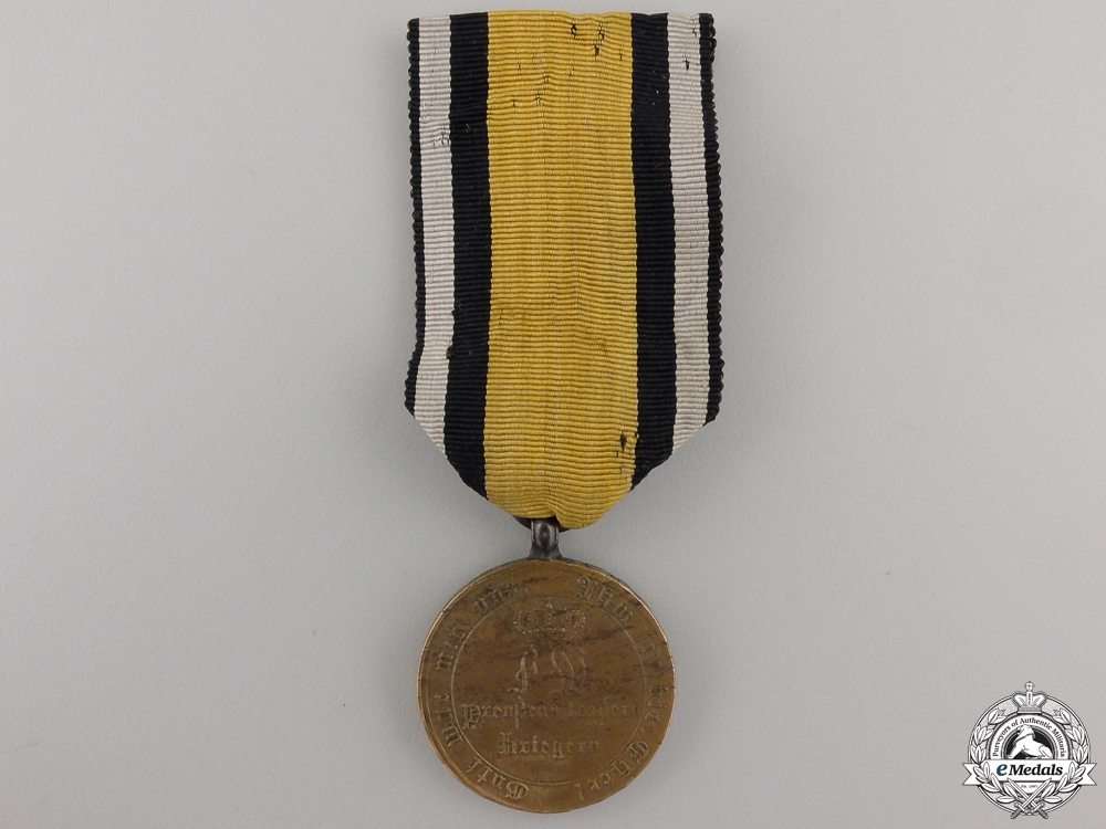 eMedals-A Prussian 1815 Waterloo Campaign Medal