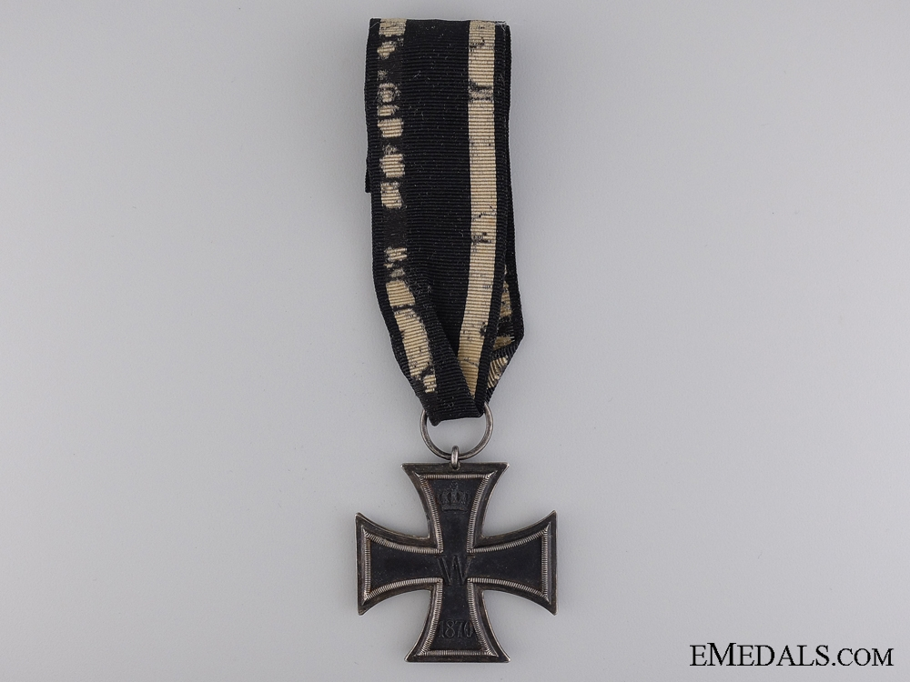 eMedals-A Prussian Iron Cross Second Class 1870