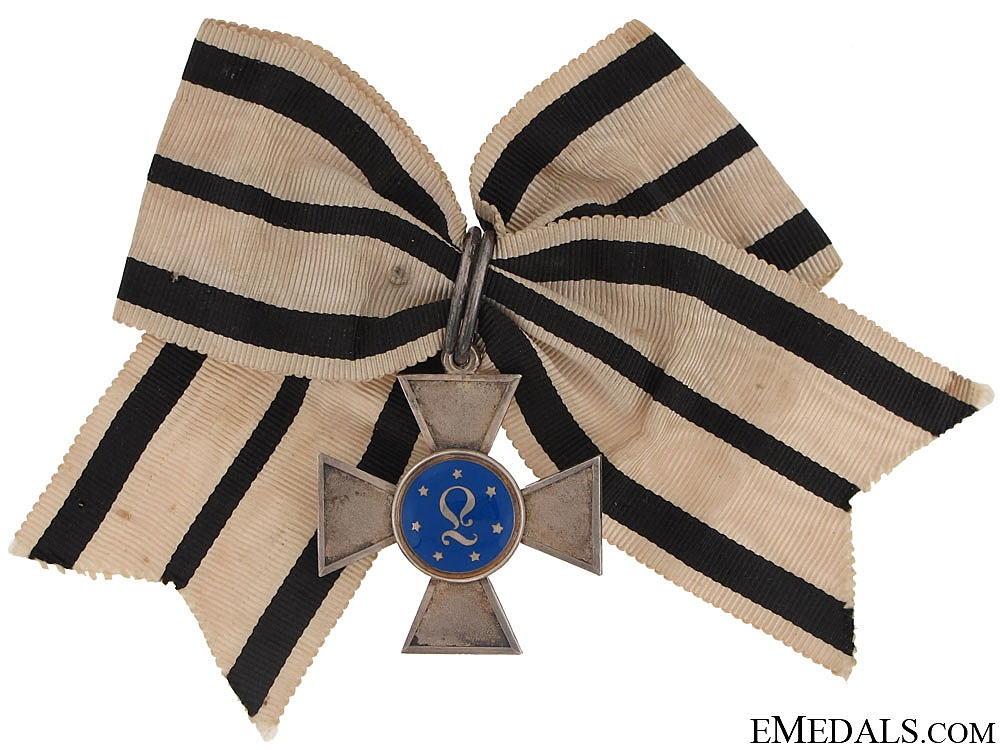 eMedals-A Prussian Louise Order