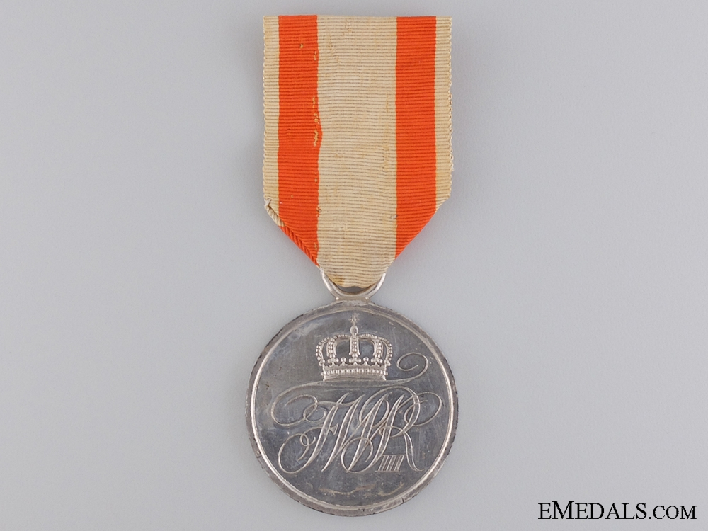 eMedals-A Prussian Military Merit Medal; Second Class