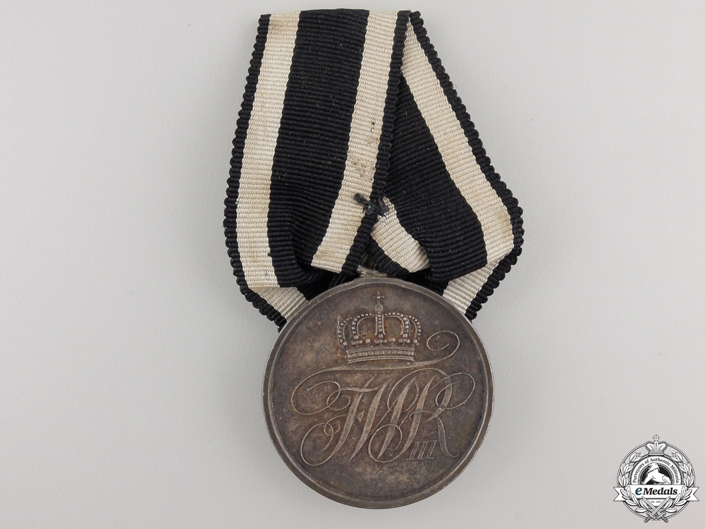 eMedals-A Prussian Military Merit Medal; 2nd Class