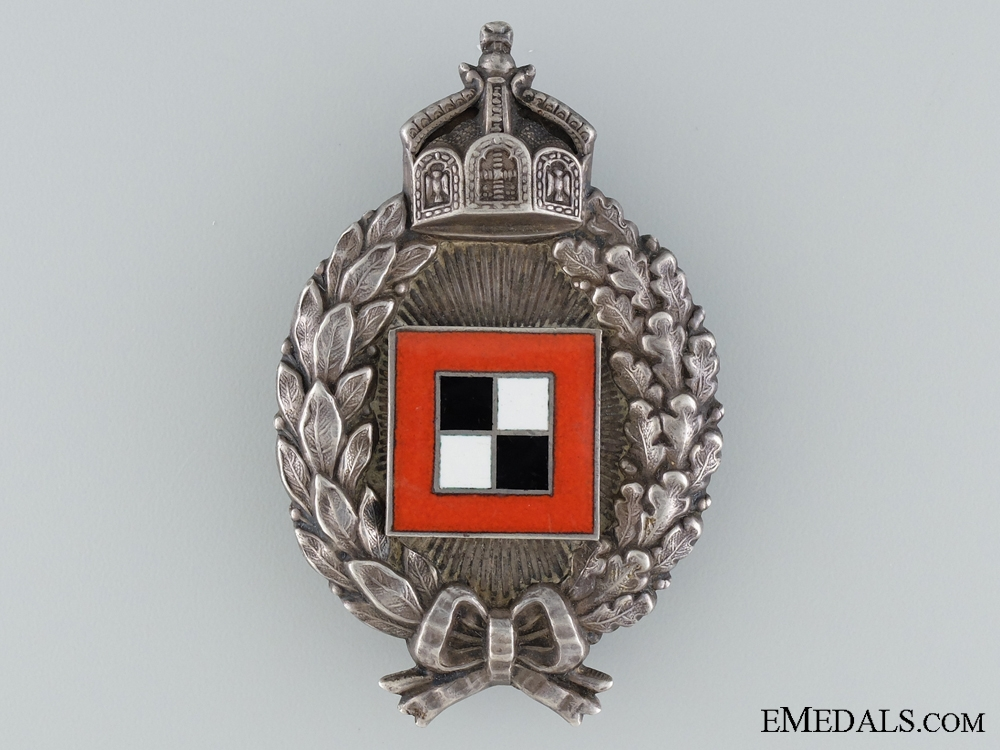 eMedals-A Prussian Observer's Badge by C.E. Juncker, BerlinConsignment 3