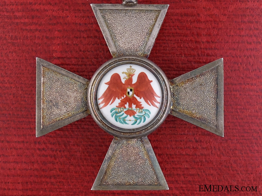 eMedals-A Prussian Order of the Red Eagle; 4th Class by WR
