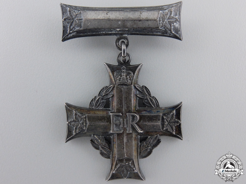 eMedals-A QEII Canadian Memorial Cross; Unissued