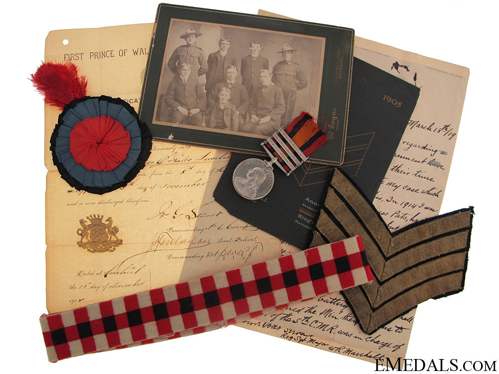 eMedals-A QSA & Documentation to the Canadian Scouts