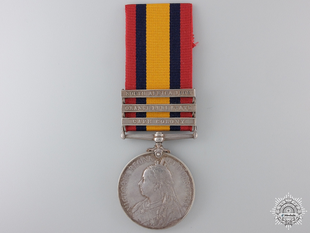eMedals-A Queen's South Africa 1900 to the Rifle Brigade
