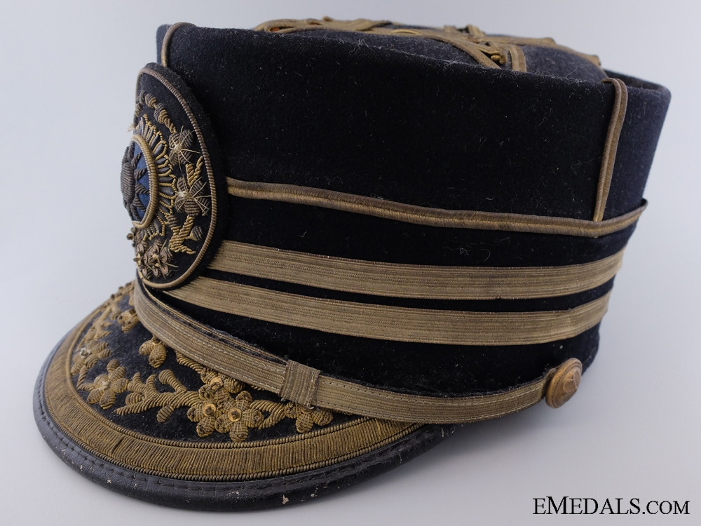 eMedals-A Rare 1930's Chinese Officer's Cap