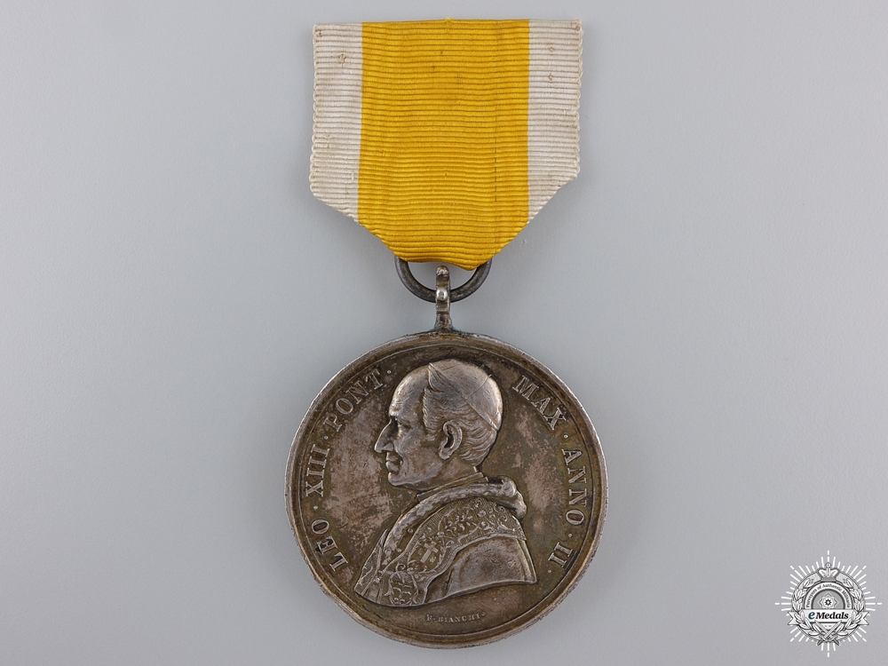 eMedals-A Rare Bene Merenti Medal