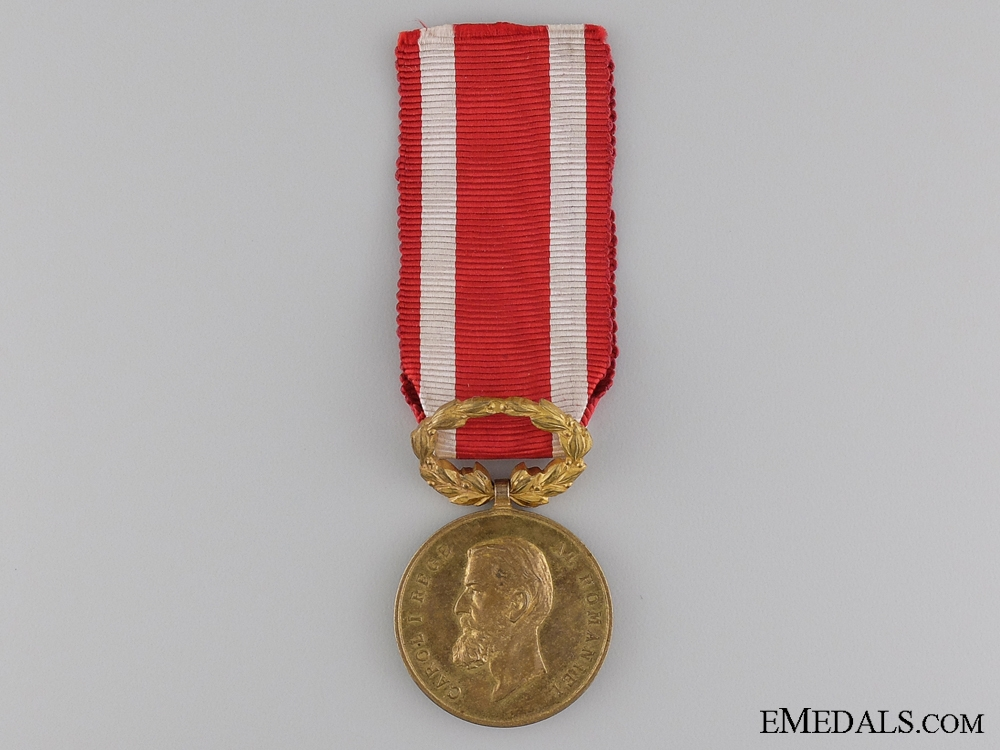 eMedals-A Romanian Medal for Merit in Education; Gold Grade