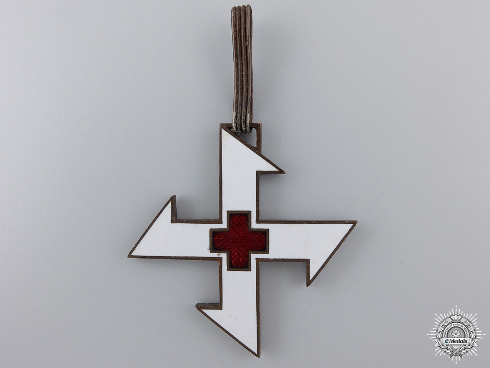 eMedals-A Romanian Order of the Cross of Queen Marie; Commander