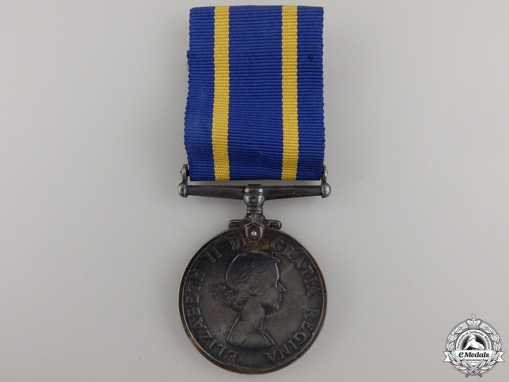 eMedals-A Royal Canadian Mounted Police Long Service Medal