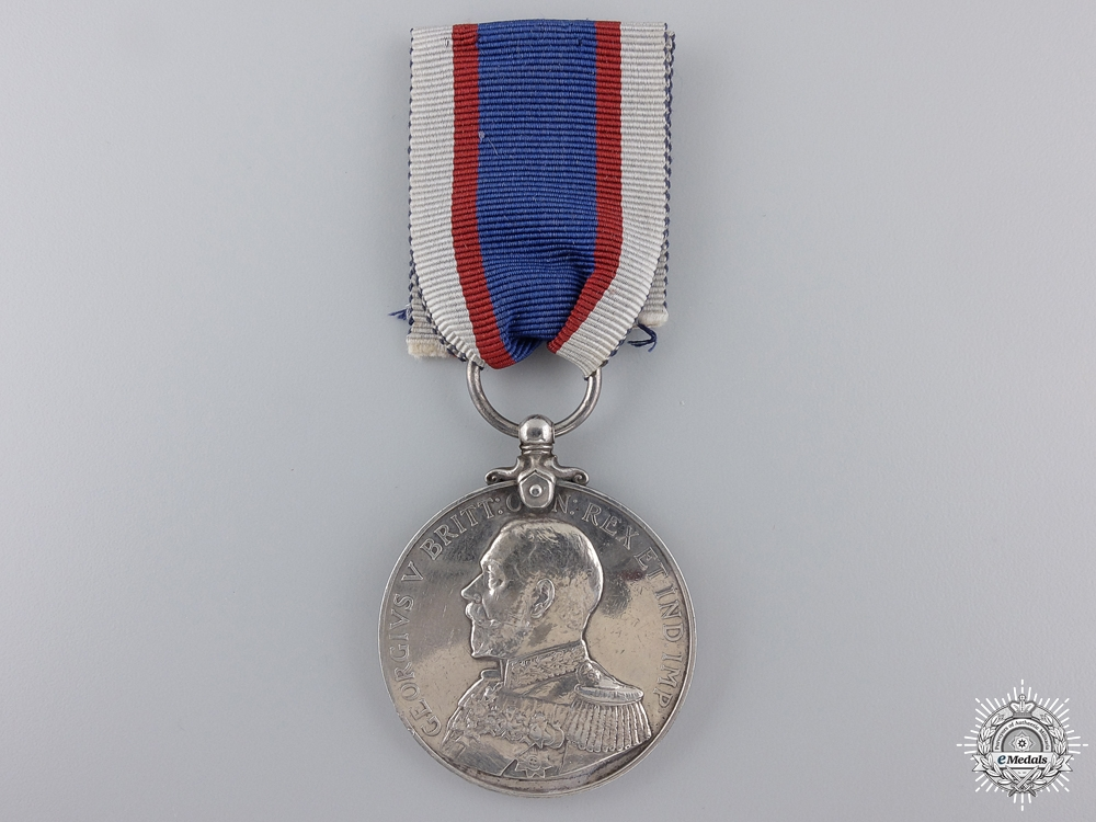 eMedals-A Royal Fleet Reserve Long Service and Good Conduct Medal