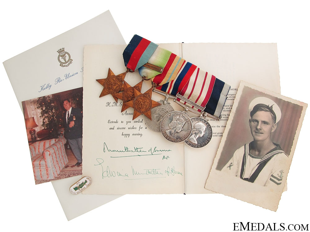 eMedals-A Royal Navy Long Service Group