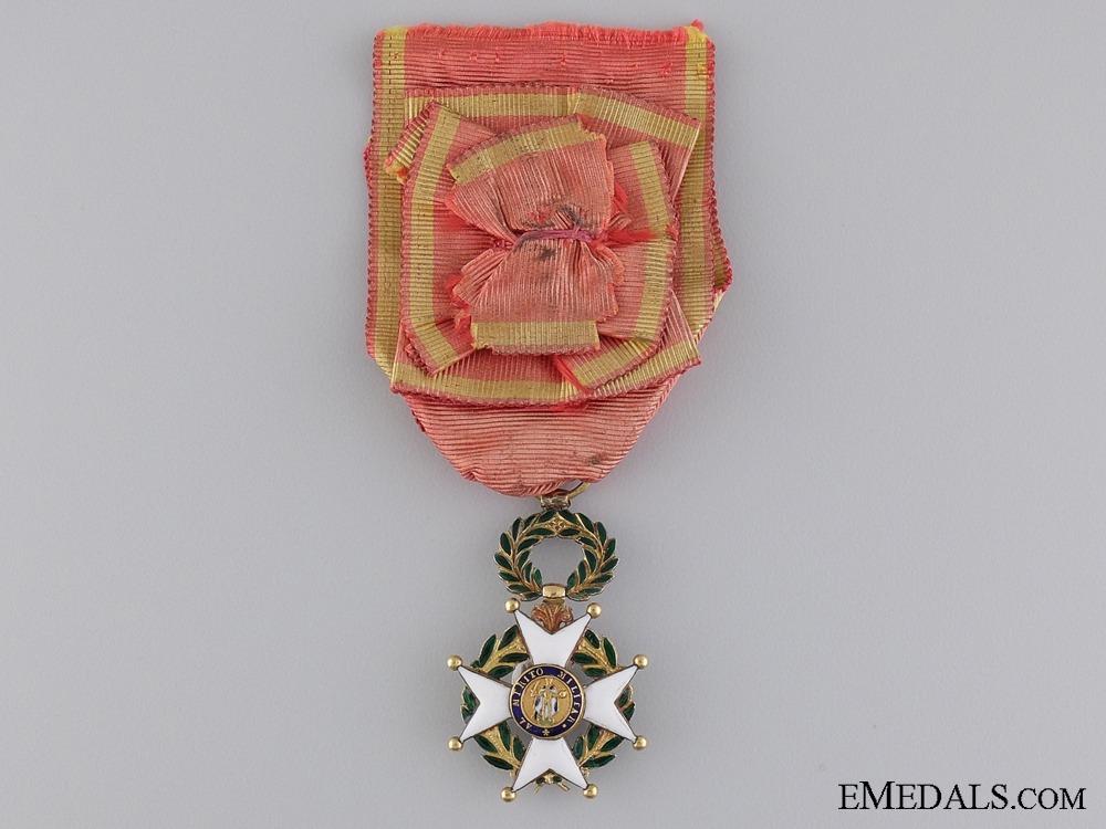 eMedals-A Royal Spanish Military Order of St. Ferdinand in Gold