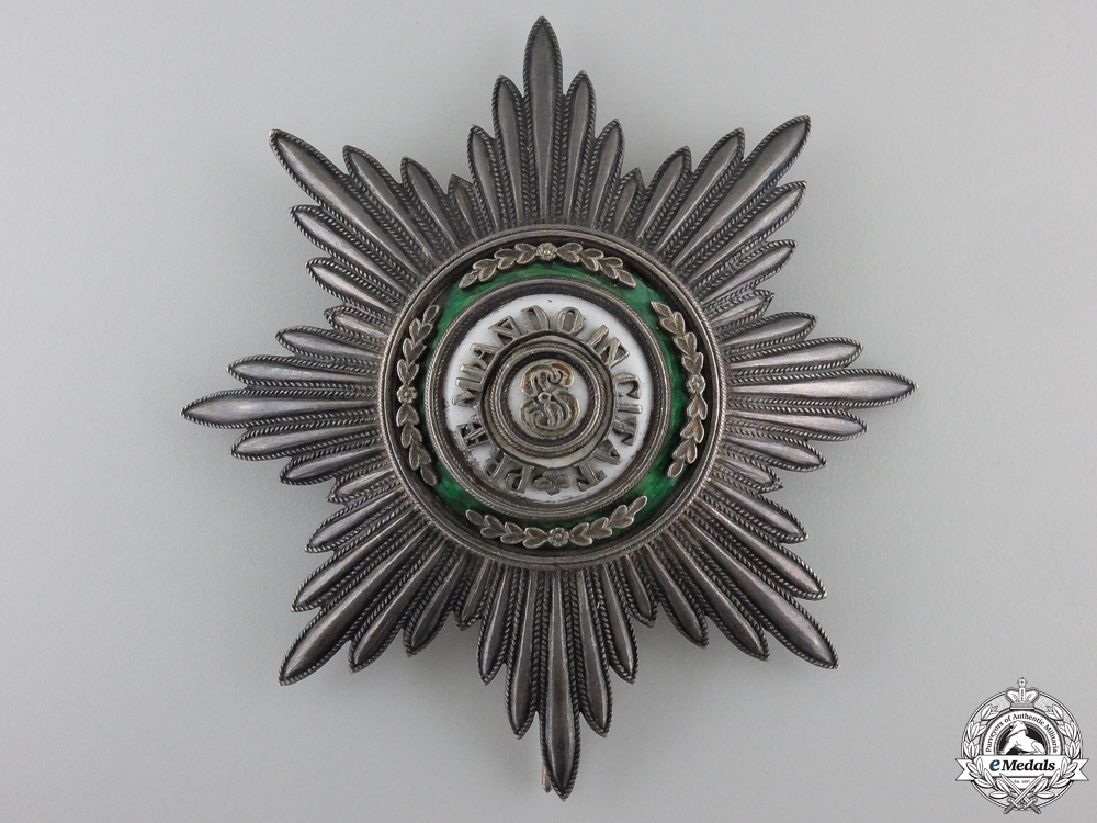 eMedals-A Russian Imperial Order of St. Stanislaus Breast Star by Keibel