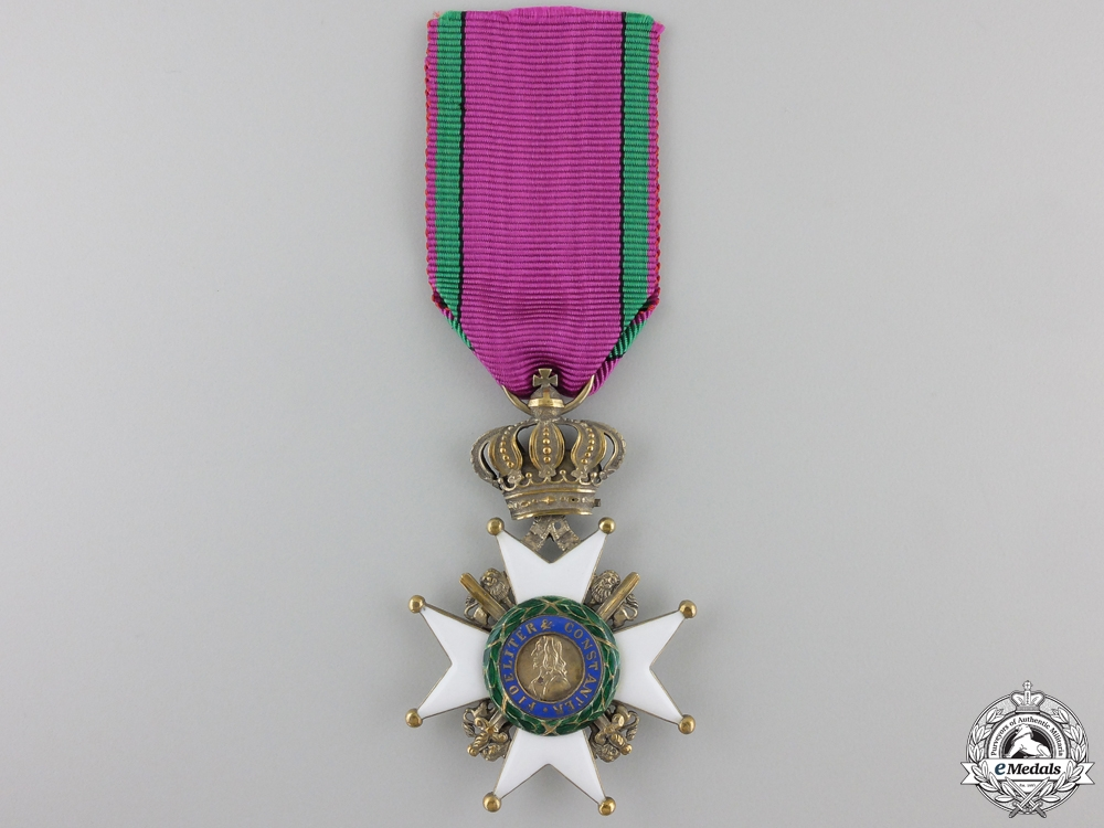 eMedals-A Saxe-Ernestine House Order; 1st Class Knight, Type II (1864-1935)
