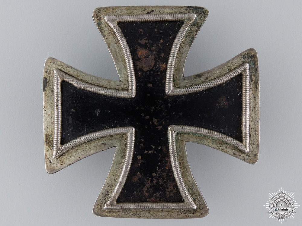 eMedals-A Scarce and Fine 1813 Iron Cross First Class