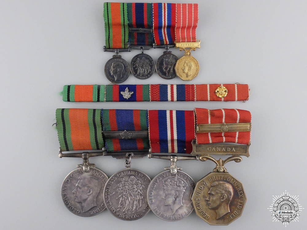 eMedals-A Second War Canadian Forces Group to RCAF