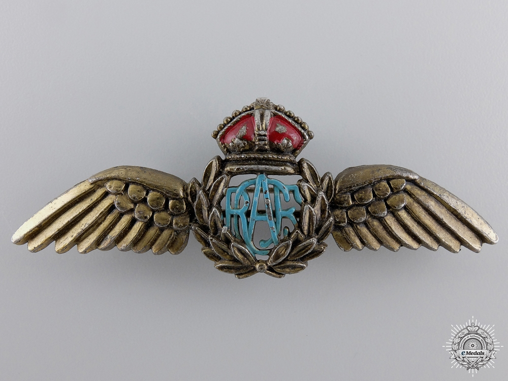 eMedals-A Second War RCAF Sweetheart Wing