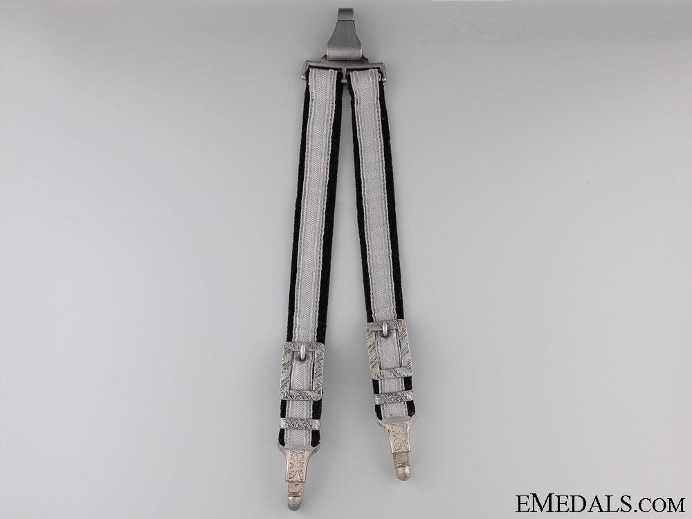 eMedals-A Set of Government Official Dagger Hangers