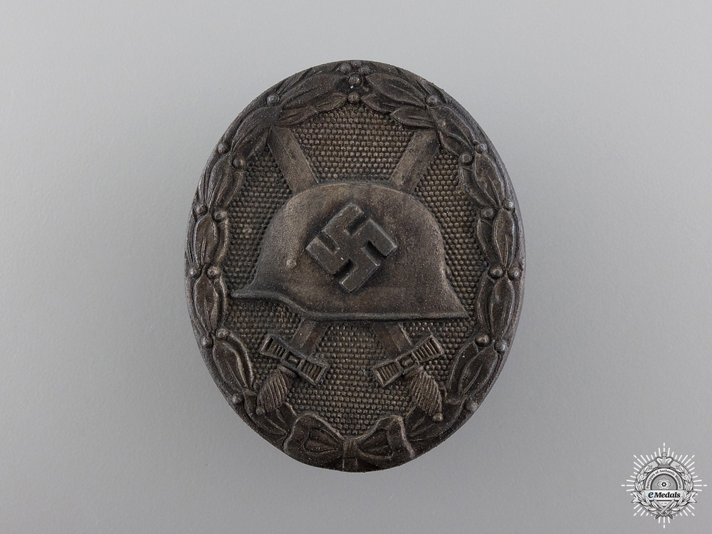 eMedals-A Silver Grade Wound Badge by Stainhauer & Luck