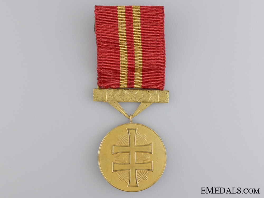 eMedals-A Slovakian Order of the War Victory Cross; 5th Class Medal
