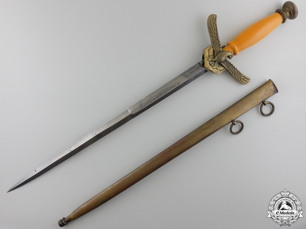 eMedals-A South African M1965 Air Force Non-Commissioned Officer's Dress Dagger