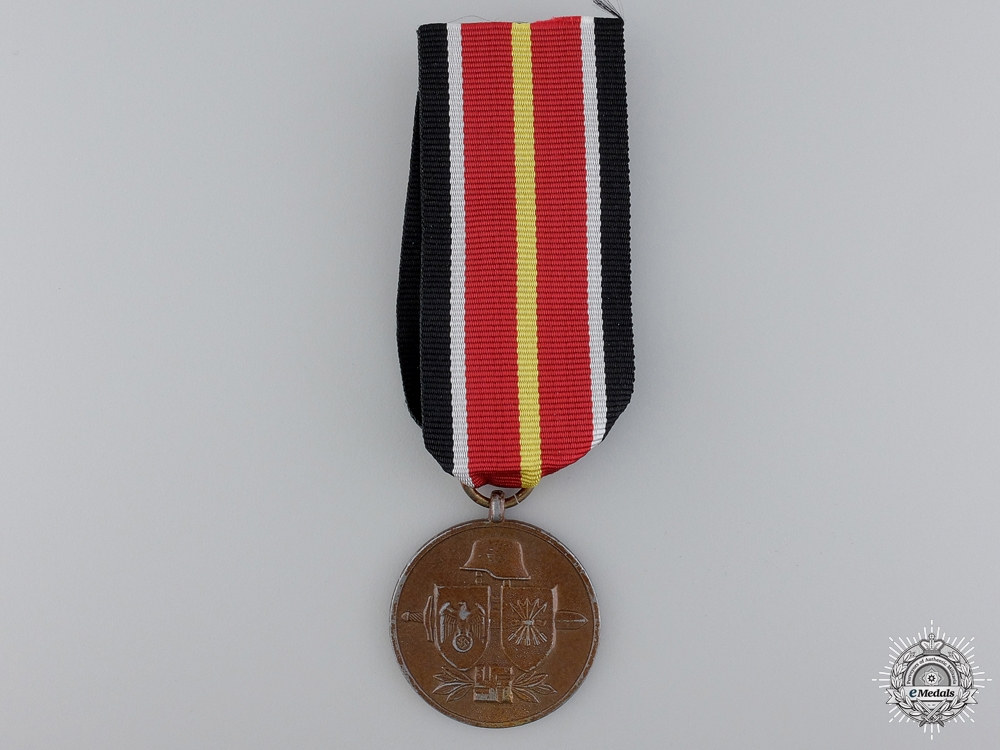 eMedals-A Spanish Blue Division Commemorative Medal