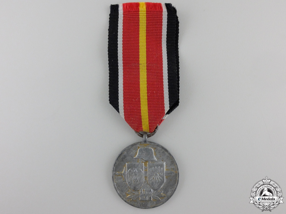 eMedals-A Spanish Blue Division in Russia Commemorative Medal