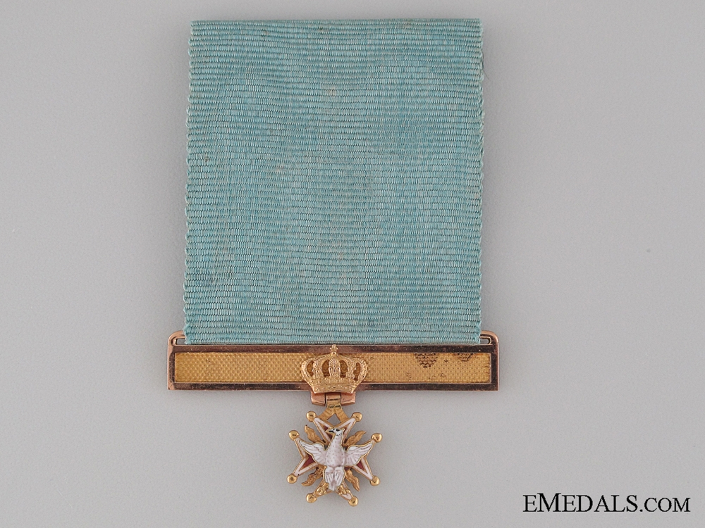 eMedals-A Superb Miniature Order of the White Eagle c.1800
