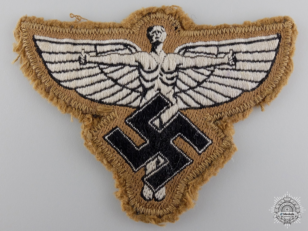 eMedals-A Uniform Removed NSFK Breast/Sleeve Cloth Insignia