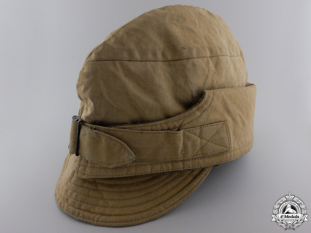eMedals-A US Mountain Division Winter Cap; 1st Special Service Force