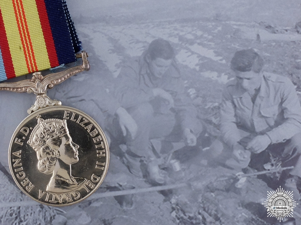 eMedals-A Vietnam Medal to the Australian Army Training Team
