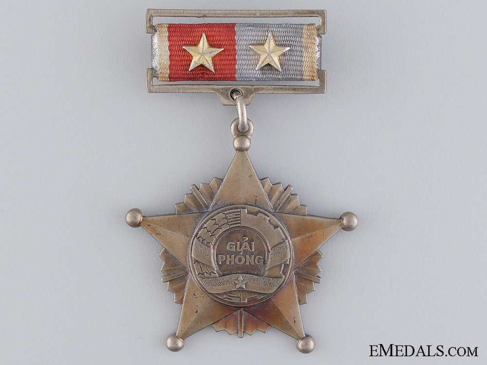 eMedals-A Vietnamese Order of Freedom