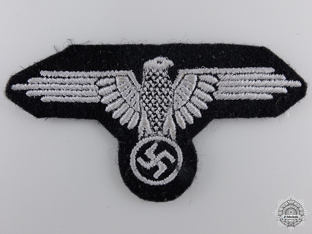 eMedals-A Waffen-SS Sleeve Eagle